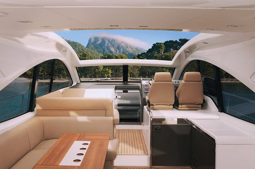 Fairline Targa 48 Open - Foto 06