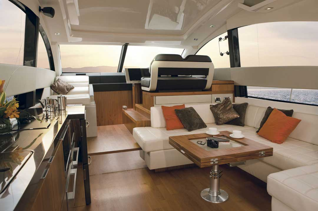 Fairline Targa 50 GT - Foto 05