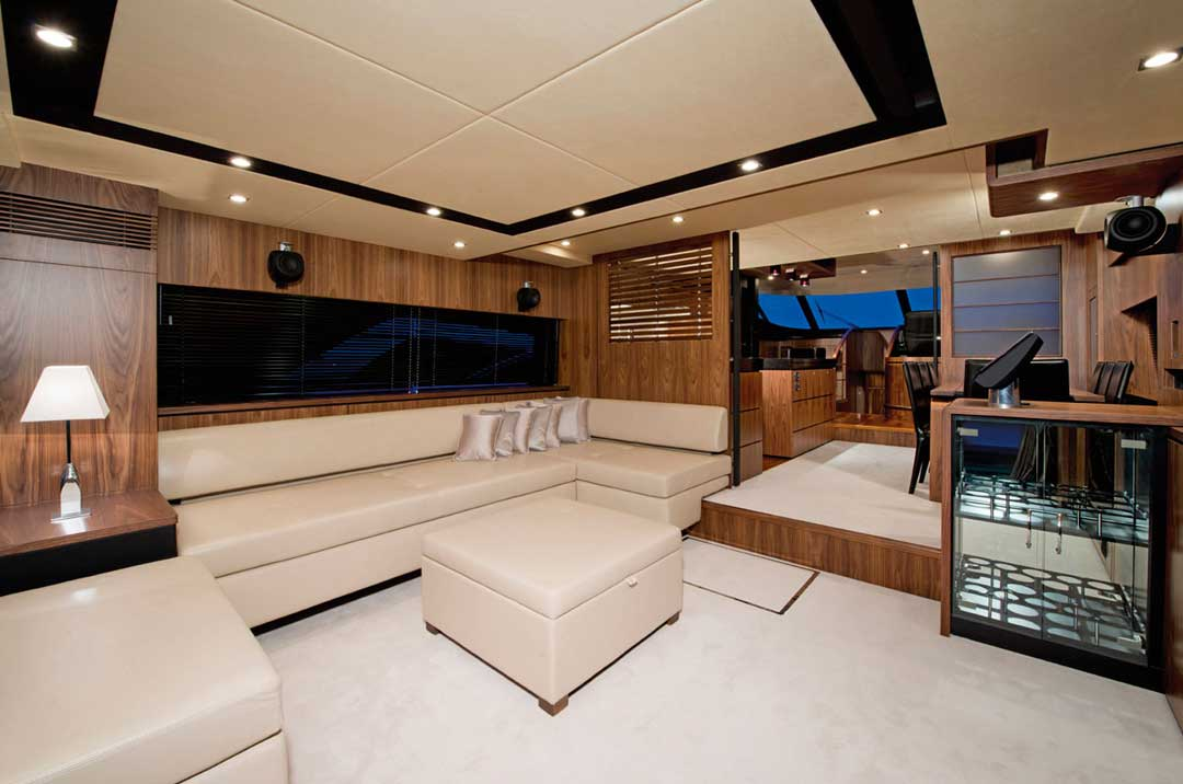 Fairline Squadron 78 Custom - Foto 04