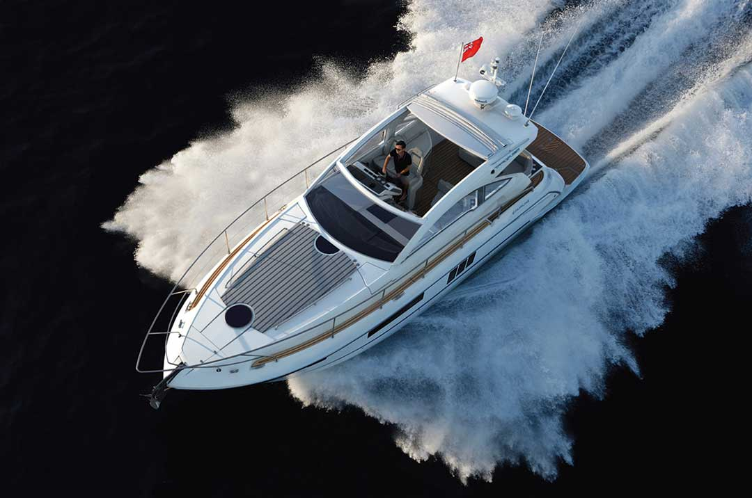 Fairline Targa 38 Open - Foto 03