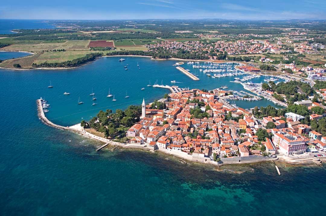 Marina Novigrad - amadeus yachting Stützpunkt
