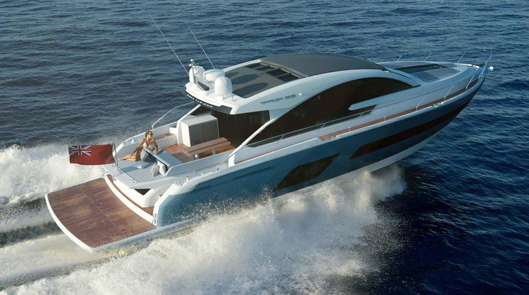 Fairline Targa 53 GT Bild-01