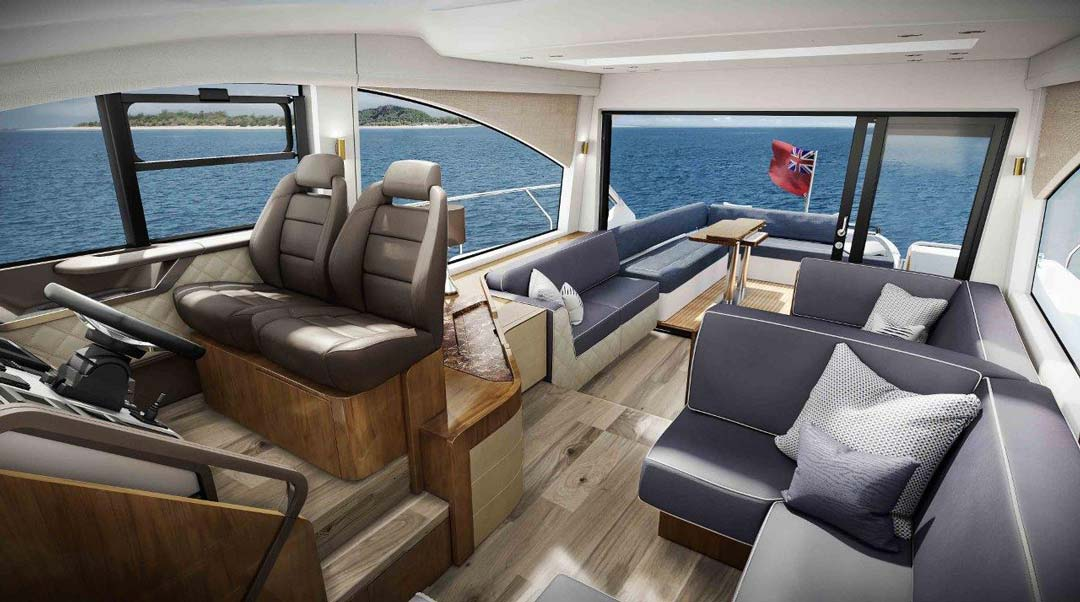 Fairline Targa 53 GT Bild-02